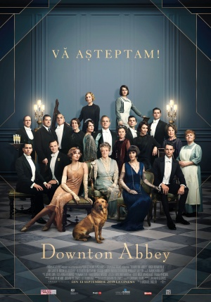 Afis DOWNTON ABBEY