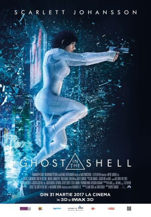Afis GHOST IN THE SHELL