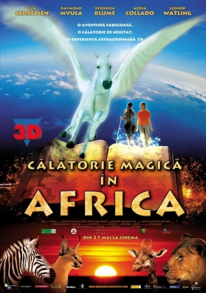 Afis CALATORIE MAGICA IN AFRICA