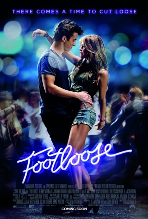 Afis FOOTLOOSE: DANS INTERZIS