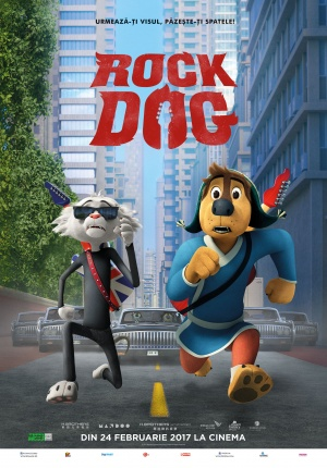 Afis ROCK DOG