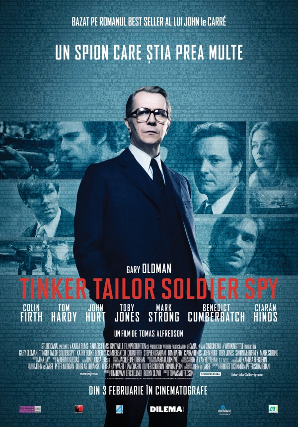 Afis TINKER, TAILOR, SOLDIER, SPY