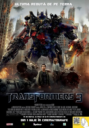Afis TRANSFORMERS 3
