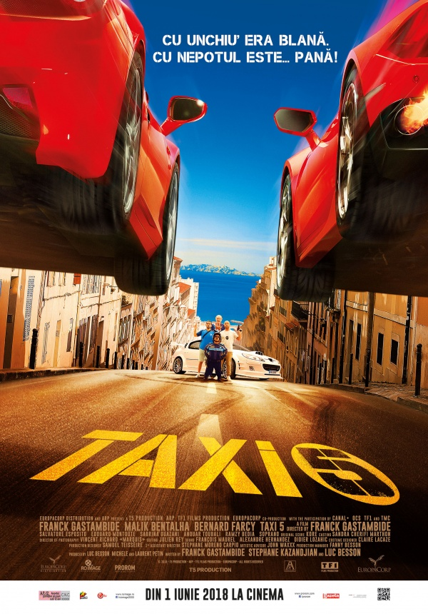 Afis TAXI 5