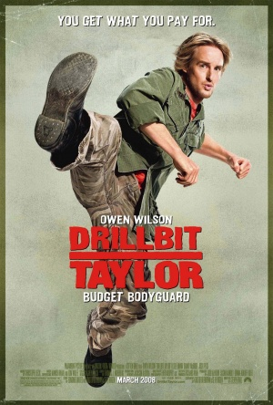 Afis DRILLBIT TAYLOR